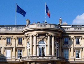 εκπρόσωπος του γαλλικού υπουργείου Εξωτερικών