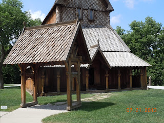 stave church replica