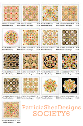 Patternpatisserie how many different designs can you make for Websites similar to society6