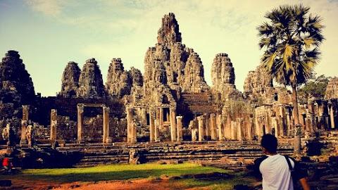 36 Jam di Siem Reap, Cambodia