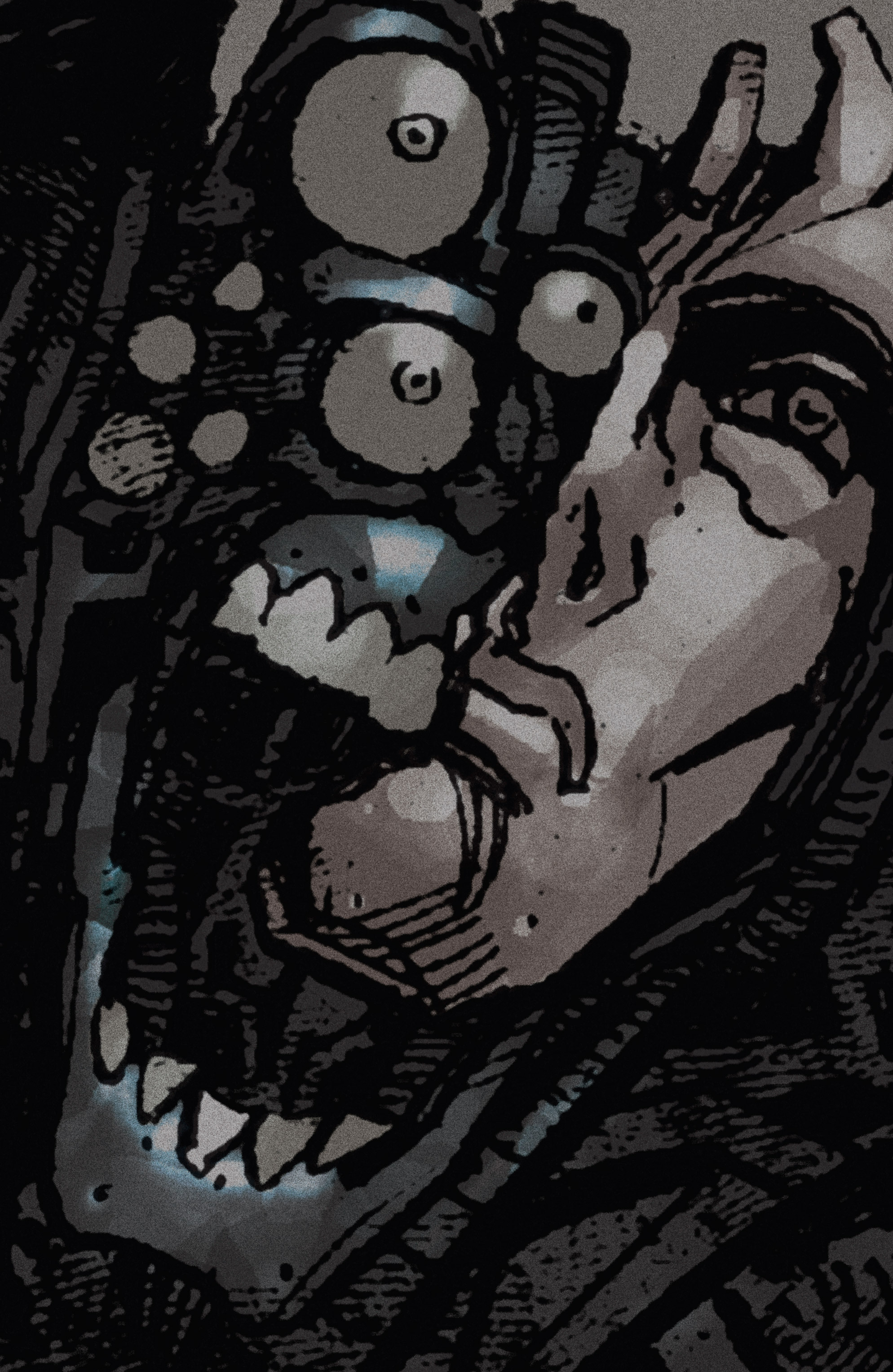 Read online Planetoid comic -  Issue # TPB - 105