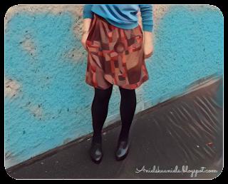 Diy tutorial /  How to sew a tulip wrap skirt ? /  jak uszyć spódniczkę owijaną tulipan ? / krok po kroku