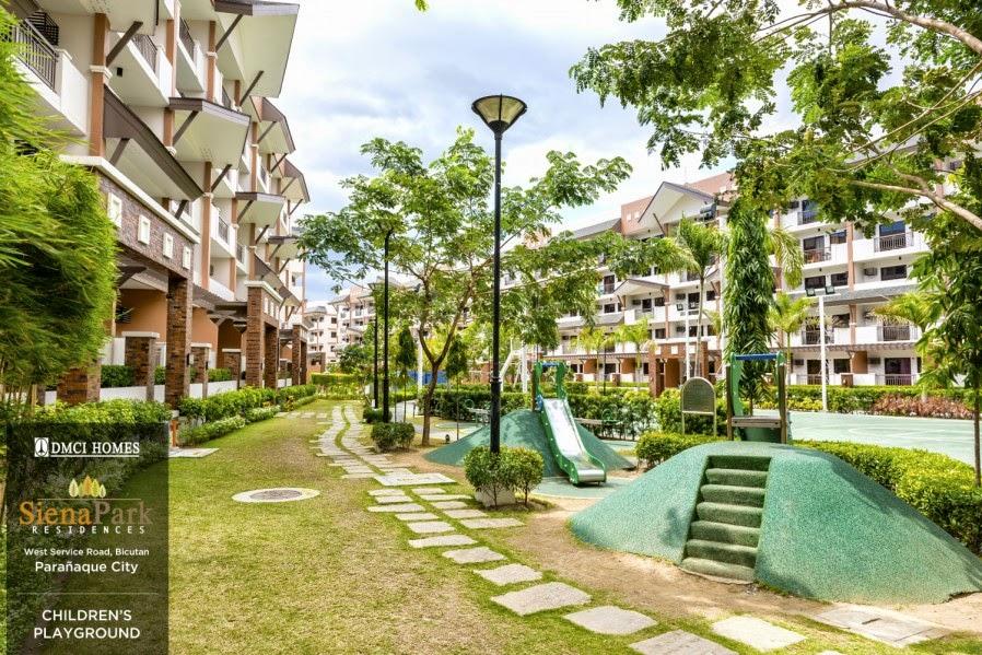Siena Park Residences Landscapes Garden