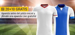 bwin promocion Sevilla vs Leganes 7 febrero
