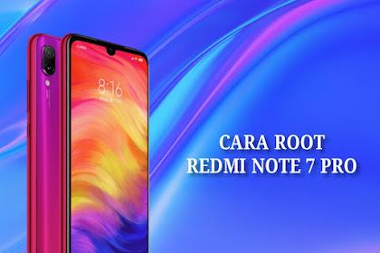Cara Mudah Root Xiaomi Redmi Note 7 Pro Tanpa PC