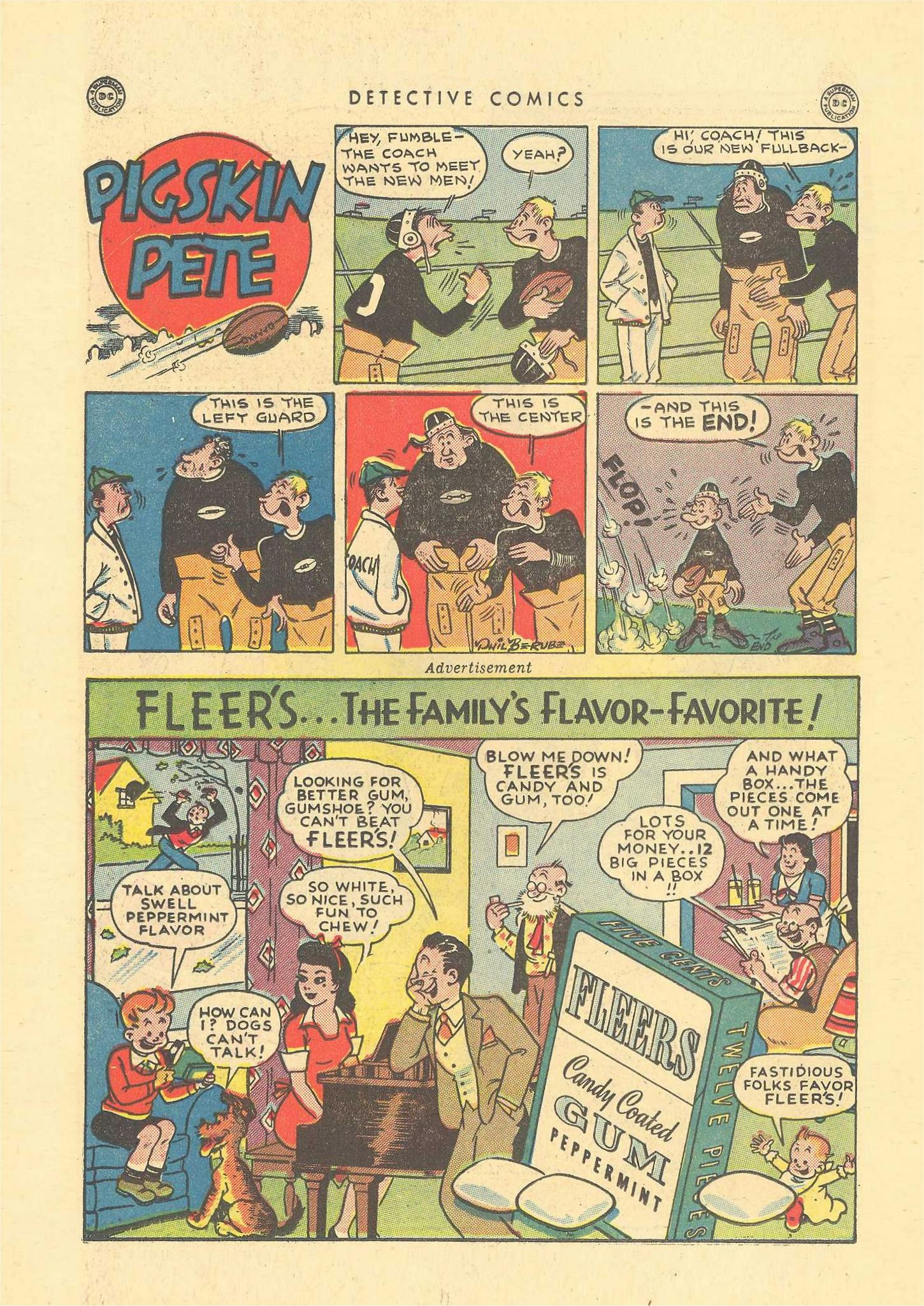 Read online Detective Comics (1937) comic -  Issue #109 - 38