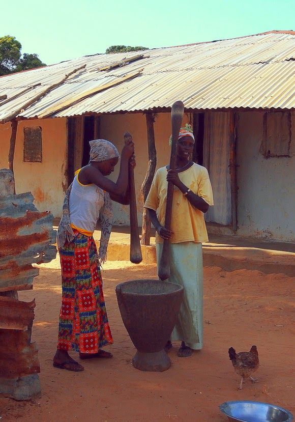 gambia women