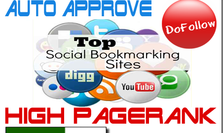 Top 100 High PR UK and USA Dofollow Social Bookmarking Sites List 2018