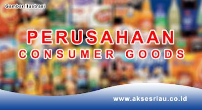 Perusahaan Consumer Goods Pekanbaru