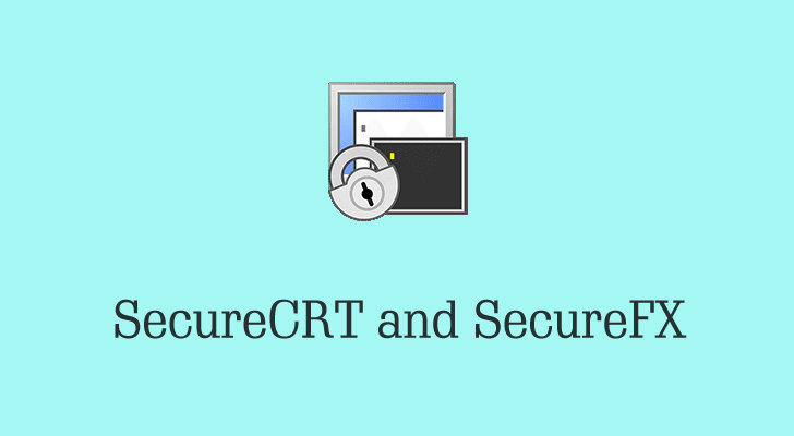 Remote management tool Secure CRT_FX v8.5.4 and Xshell_Xftp 6 commercial version with registration