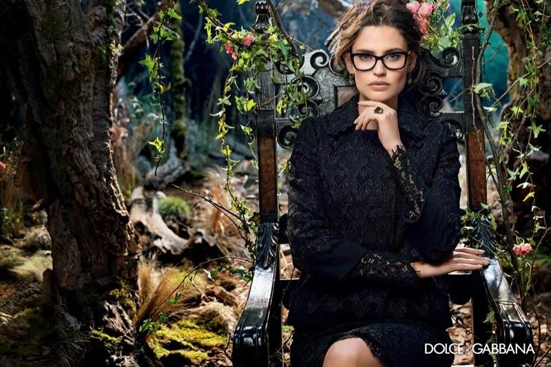 Bianca-Balti-Dolce-And-Gabbana-Fall-2014-Eyewear-Campaign-02