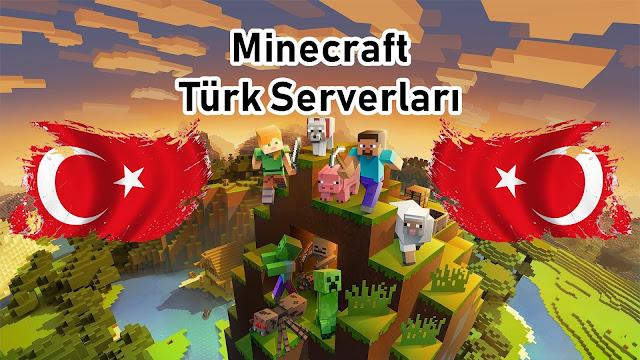 Minecraft Türk Serverlar