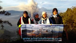 Paket Tour Bromo, Liburan Bromo Murah