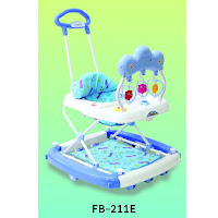 family fb211e owl baby walker