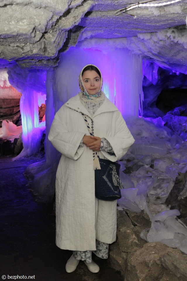 пермь кунгурская пещера