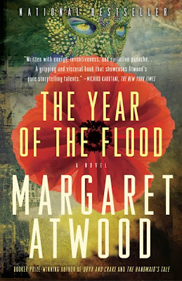 The Year of the Flood by Margaret Atwood – Book Cover