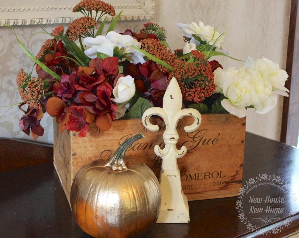 Идеи осеннего украшения дома с помощью тыкв
