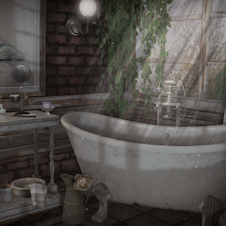 Shabby Bath