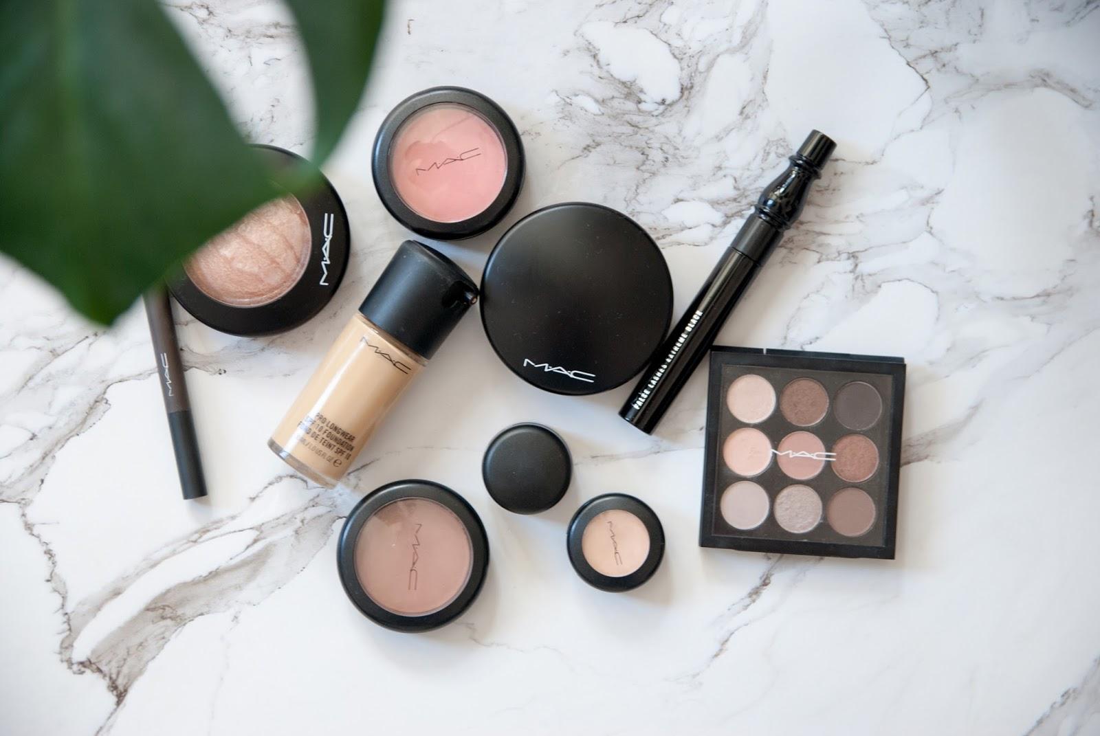 Makijaż jedną marką | Mac Cosmetics
