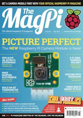 The MagPi 45ª edição