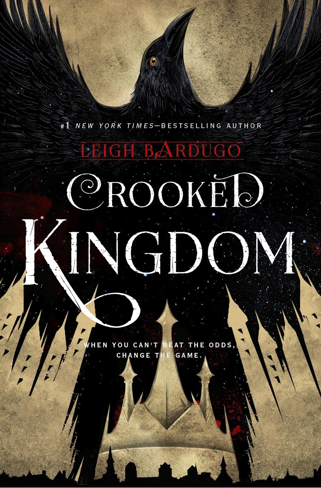 Crooked kingdom audiobook vk
