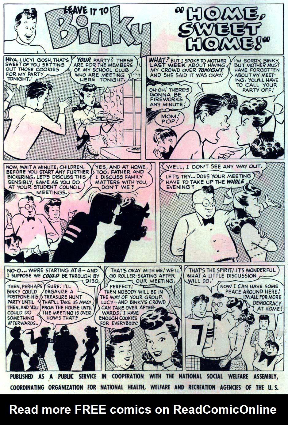 Read online World's Finest Comics comic -  Issue #68 - 2