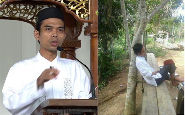 Ustadz Abdul Somad, LC. MA Tidak Hanya Memberikan Tausyiah, Namun Juga Uswah (Tauladan)