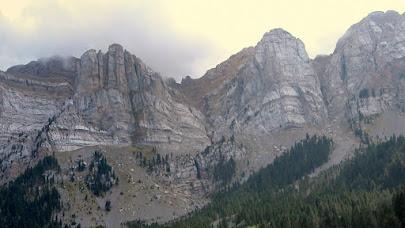 Roca Verda, via Niemann-Carreté
