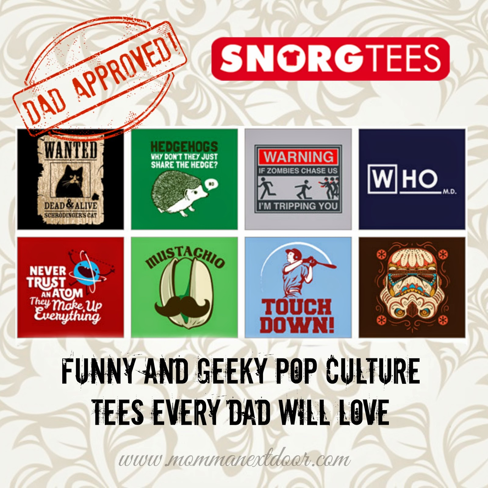 0ddfa16c SnorgTees Review and Giveaway! Snorg Tees sents us the Team Conan shirt to  ...