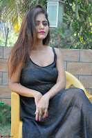 Pragya Nayan New Fresh Telugu Actress Stunning Transparent Black Deep neck Dress ~  Exclusive Galleries 041.jpg