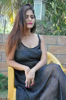 Pragya Nayan New Fresh Telugu Actress Stunning Transparent Black Deep neck Dress ~  Exclusive Galleries 041.jpg