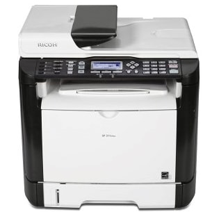Ricoh SP 377SFNwX Driver Download