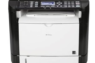Ricoh SP 377SFNwX Printer Driver Download