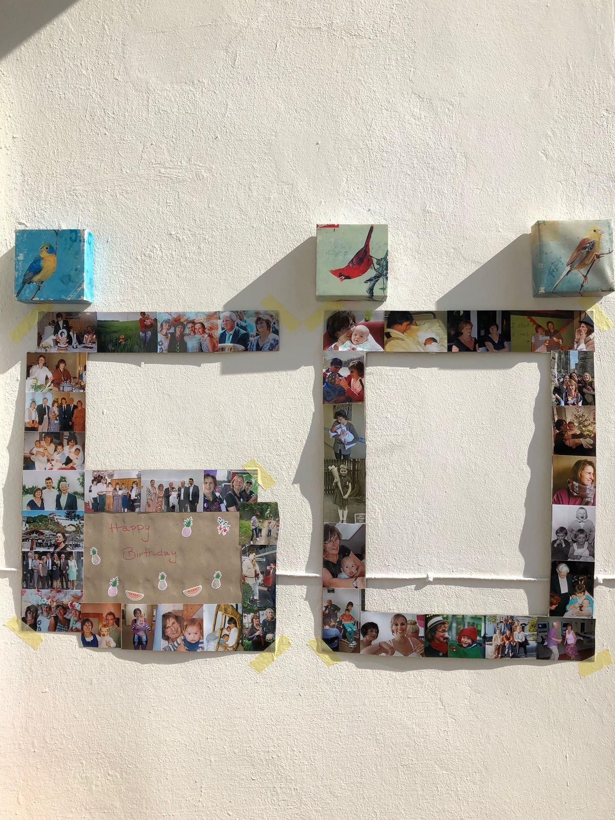 Kleines freudenhaus ideen nicht nur zum 60 geburtstag - Kleine fotogeschenke ...