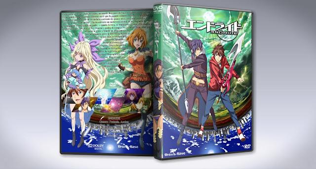 Endride   Cover DVD  