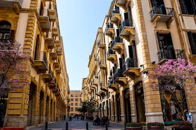 The most famous tourist places in Lebanon