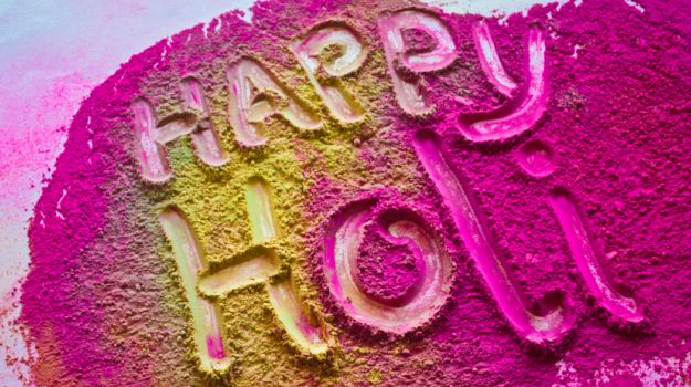 happy Holi wallpaper