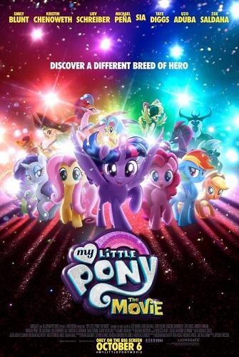 Film My-Little Pony The Movie 2017
