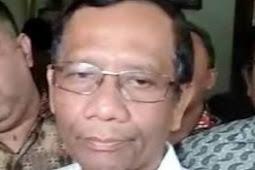 Tragis! Mahfud MD Ceritakan Kronologis Hilangnya Posisinya Sebagai Cawapres Jokowi