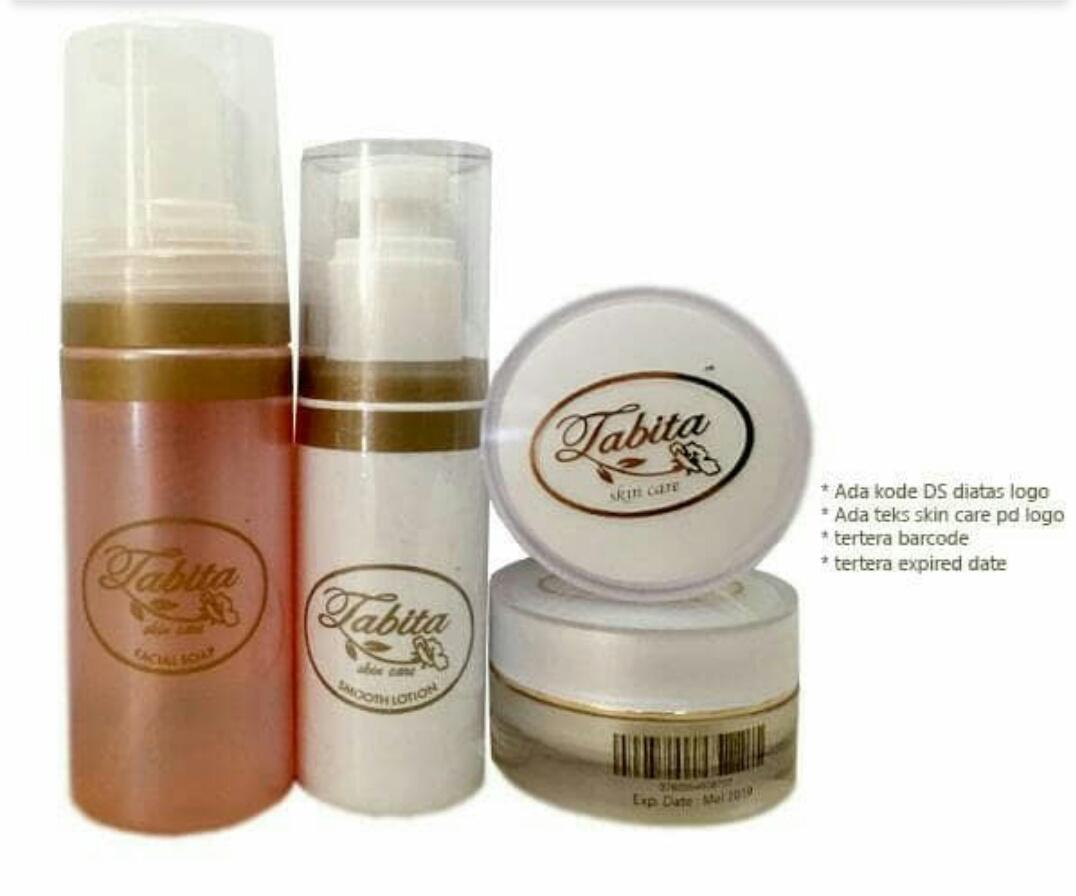 Distributor Cream Tabita Balikpapan Kalimantan Timur Ekonomis Mini Satu Paket Skin Care Exclusive Dapat Digunakan Sampai Dengan 2 3 Bulan Tergantung Cara Pemakaian