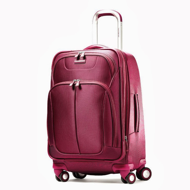 Samsonite suitcase reduced price great women's gift