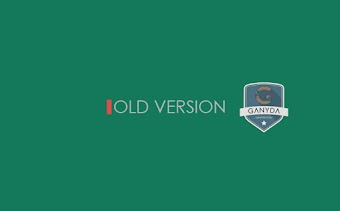 Aplikasi Ganyda Versi Lama, Dan Masih Bisa Digunakan Udah Bypass Update