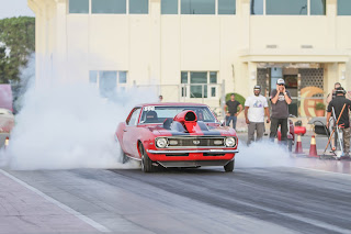 Moe Atat with a brace at the National Street Drag Championship!