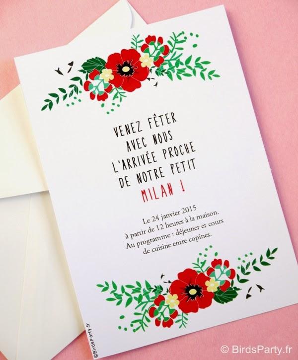 Papeterie et Carterie Festive: Mariage, Anniversaire, Naissance, Baby Shower
