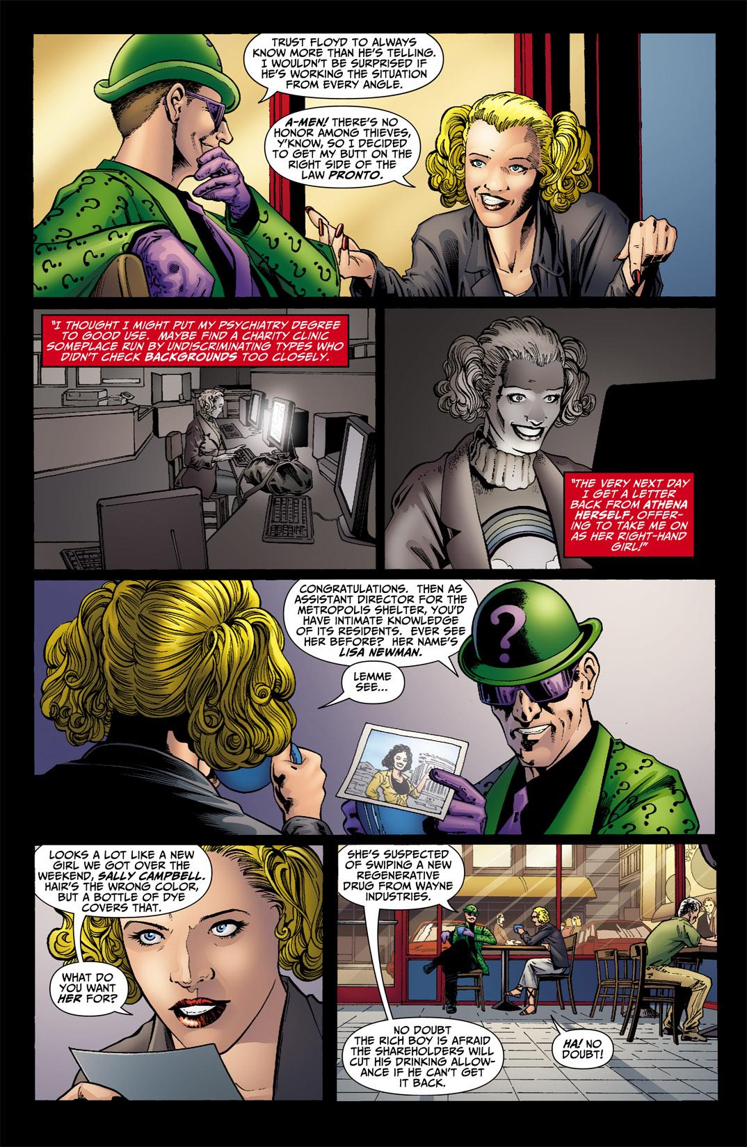 Detective Comics (1937) 837 Page 10