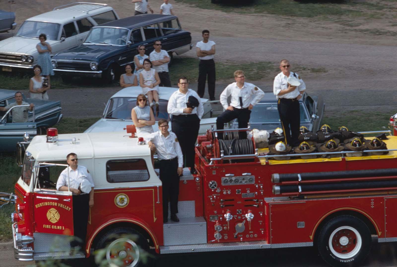 Huntingdon Valley, Pennsylvania, 8 de junio de 1968.