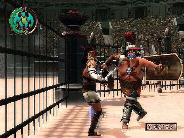 Colosseum road to freedom ps2 download.