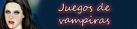 juegos de vestir vampiras