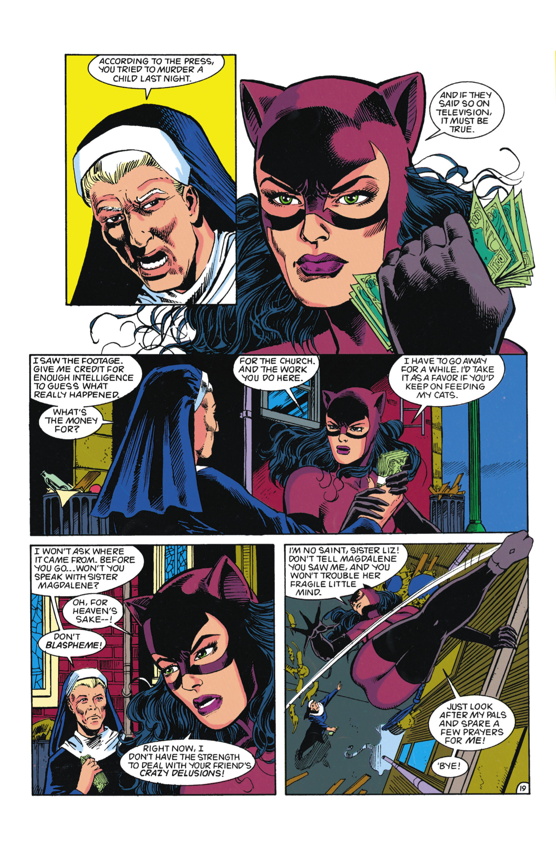 Catwoman (1993) Issue #2 #7 - English 20