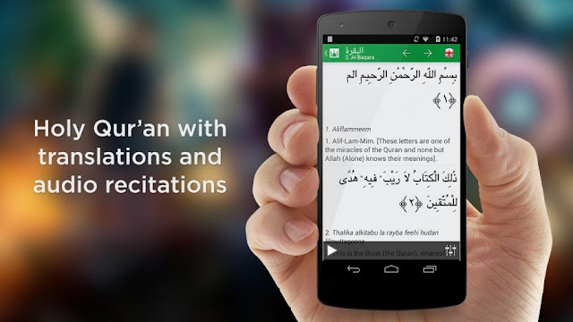 Kumpulan Aplikasi Al Qur'an Android Terbaik
